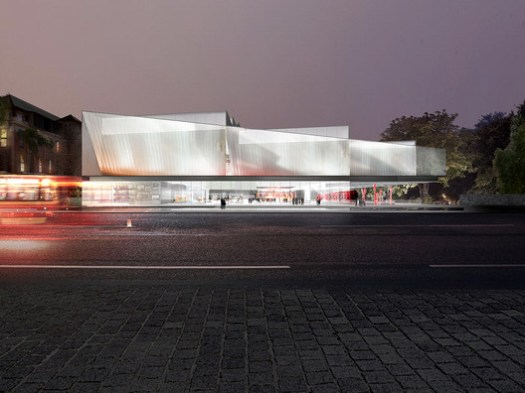 © Diller Scofidio + Renfro and Woods Bagot / Malcolm Reading Consultants