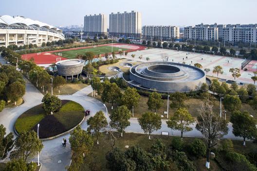 Aerial view. Image © Hengzhong LYU