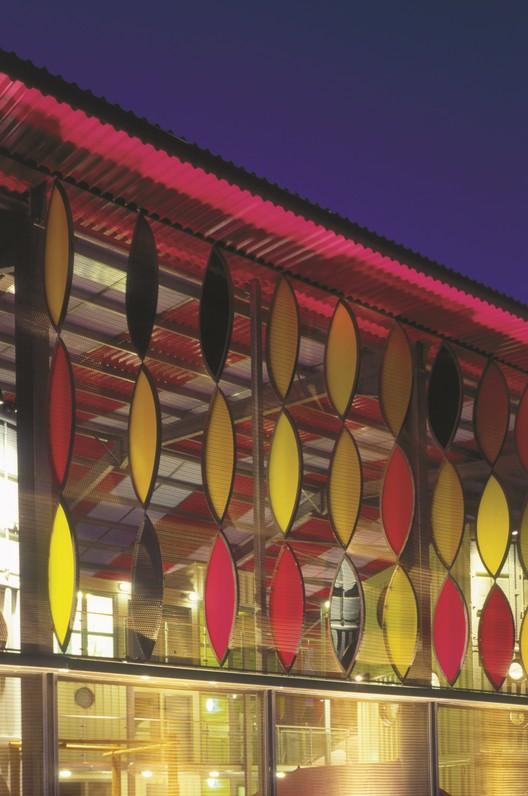 Fawood Children's Centre, 2004. Image © Rod Coyne