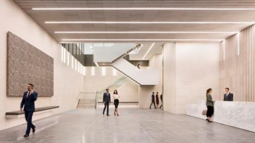 St James Market / Make Architects. Image © Rory Gardiner