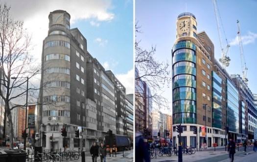 No1 New Oxford Street / Orms. Image © Timothy Saor