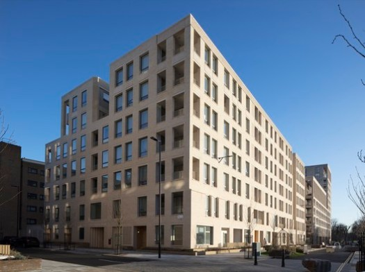 Kings Crescent Estate Phases 1 and 2 / Karakusevic Carson Architects and Henley Halebrown. Image © Nick Kane