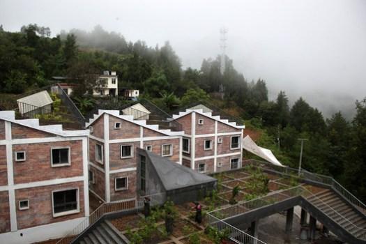 Jintai Village Reconstruction. Image Courtesy of Rural Urban Framework