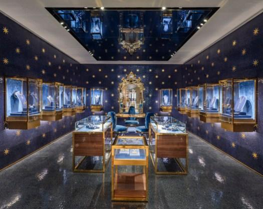 Dolce & Gabbana's Venice Palazzo / Carbondale. Image Cortesía de Prix Versailles