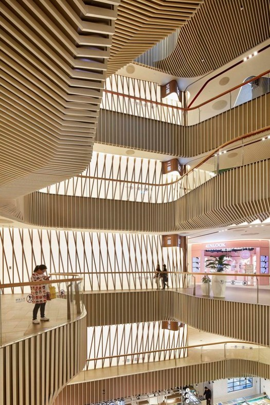 Lane 189 / UNStudio - CITIC. Image Cortesía de Prix Versailles