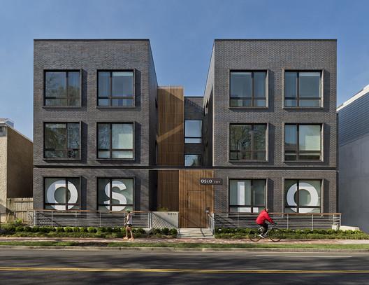 1._Front_View OSLOAtlas / Square 134 Architects Architecture