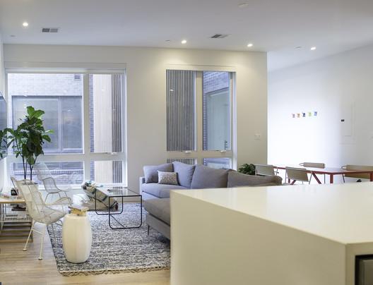 5._Living_Room OSLOAtlas / Square 134 Architects Architecture