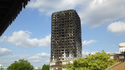 """35374233943_435a51e14c_o BBC Investigation Finds Grenfell Tower Insulation """"Never Passed Fire Safety Test"""" Architecture"""