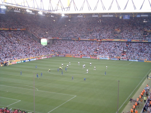 © <a href='https://commons.wikimedia.org/wiki/File:Signal_Iduna_Park_during_the_match_(4th_july_2006).jpg'>Wikimedia user Urby2004</a> licensed under <a href='https://creativecommons.org/licenses/by-sa/3.0/'>CC BY-SA 3.0</a>