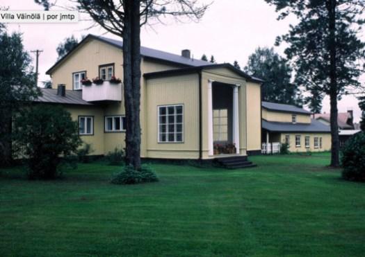 Villa Väinölä, Alvar Aalto. Via Pinterest