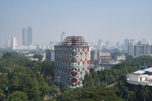 HDI_OFFICE_MID_RISE_2 HDI Hive Menteng / PT Envirotec Indonesia Architecture