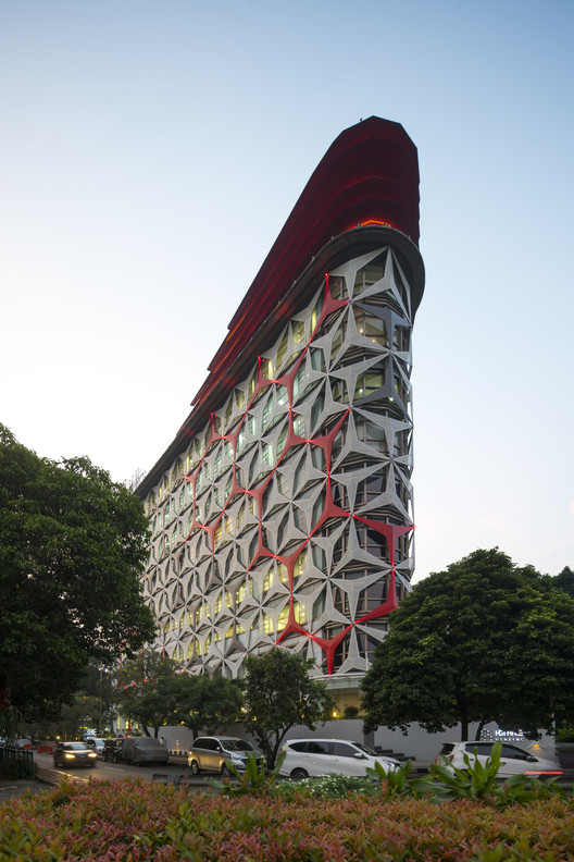 HDI_OFFICE_MID_RISE_4 HDI Hive Menteng / PT Envirotec Indonesia Architecture