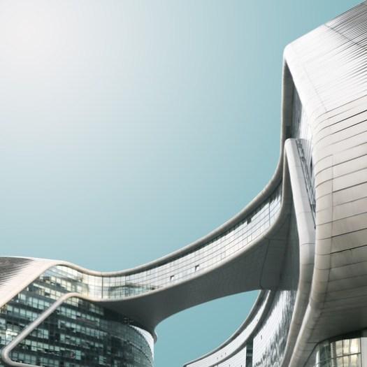 Sky SOHO, Zaha Hadid Architects. Image © Kris Provoost