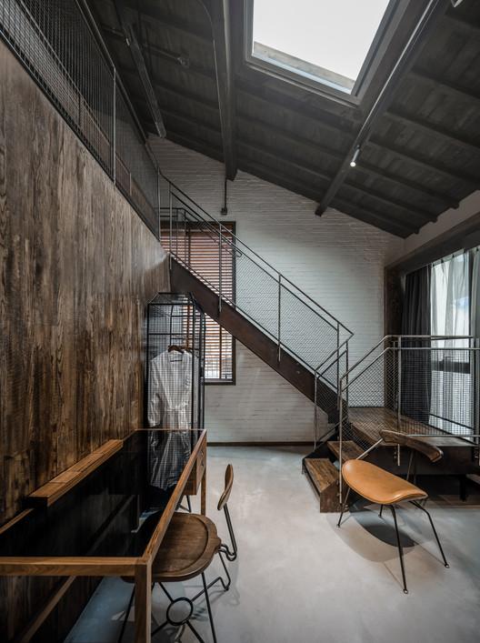17_%E5%AE%A2%E6%88%BF_loft_(2) Yu Hotel / Shanghai Benzhe Architecture Design Architecture