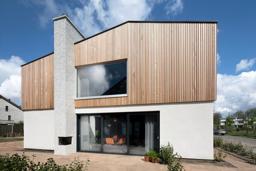 Namelok_Beekweg_Rotterdam_CvdK_22_Correcties_Namelok02_02 House 1 / Namelok Architecture