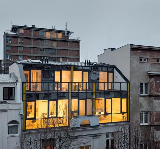 03 GV51 Penthouse Apartments / Ela Nesic + Danilo Nedeljkovic Architecture