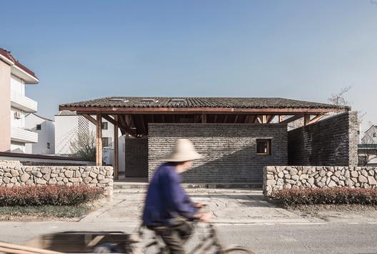 12_photographer_Zhao_Yilong Dongziguan Villagers' Activity Center / gad x line+ studio Architecture