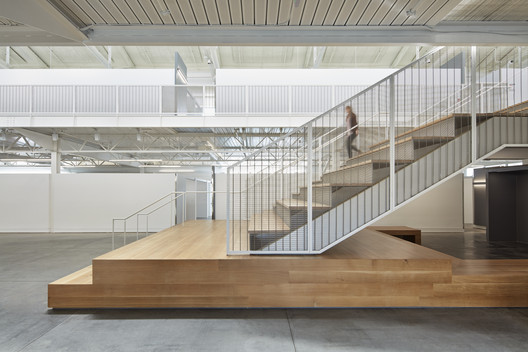 16 Fort Mason Center for Arts & Culture / LMS Architects Architecture