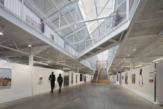 18 Fort Mason Center for Arts & Culture / LMS Architects Architecture