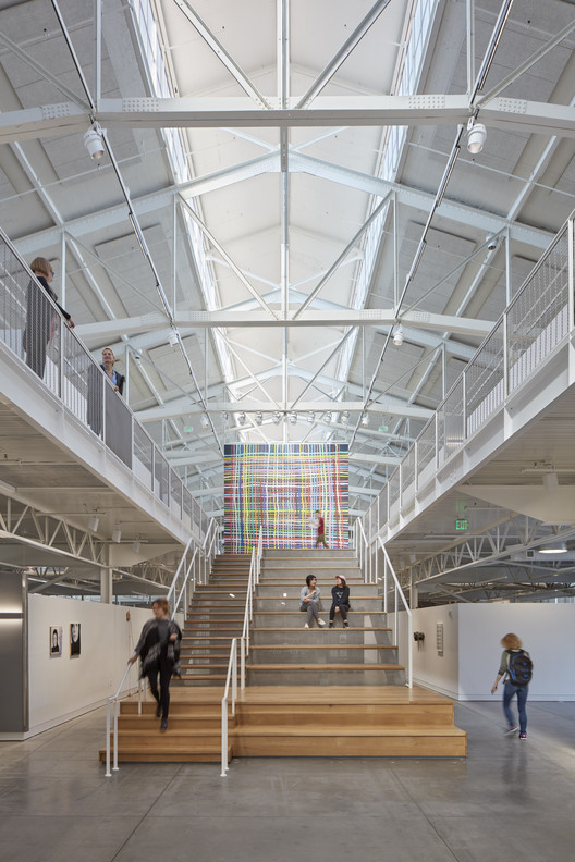 19 Fort Mason Center for Arts & Culture / LMS Architects Architecture