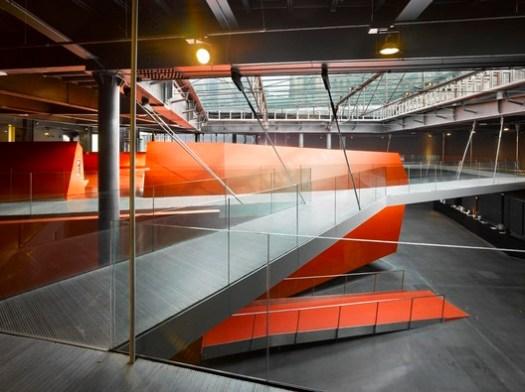 MACRO Contemporary Art Museum. Image © Roland Halbe