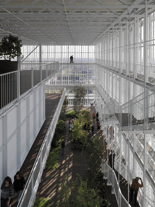 Enrico_Cano 15 Impressive Atriums (And Their Sections) Architecture