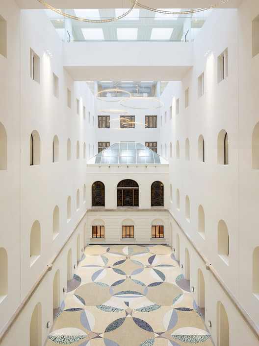 Karin_Borghouts 15 Impressive Atriums (And Their Sections) Architecture