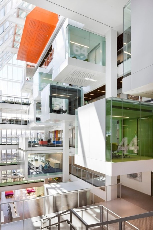 Shannon_McGrath 15 Impressive Atriums (And Their Sections) Architecture