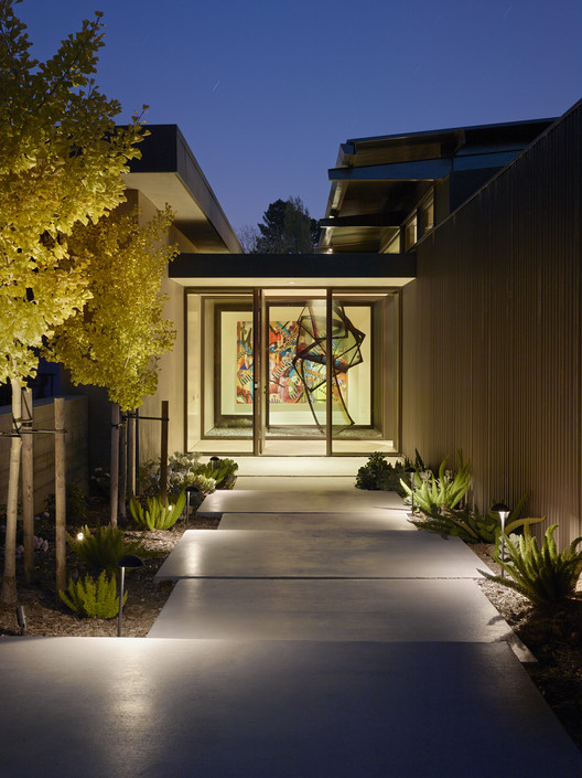 1001-MM-0785 Mill Valley Courtyard Res / Aidlin Darling Design Architecture