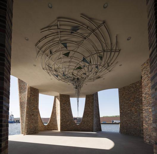 Fjordhvirvel_121777 Fjordenhus / Studio Olafur Eliasson + Sebastian Behmann Architecture
