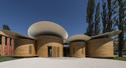 House of Magic / Mario Cucinella Architects. Image © Moreno Maggi