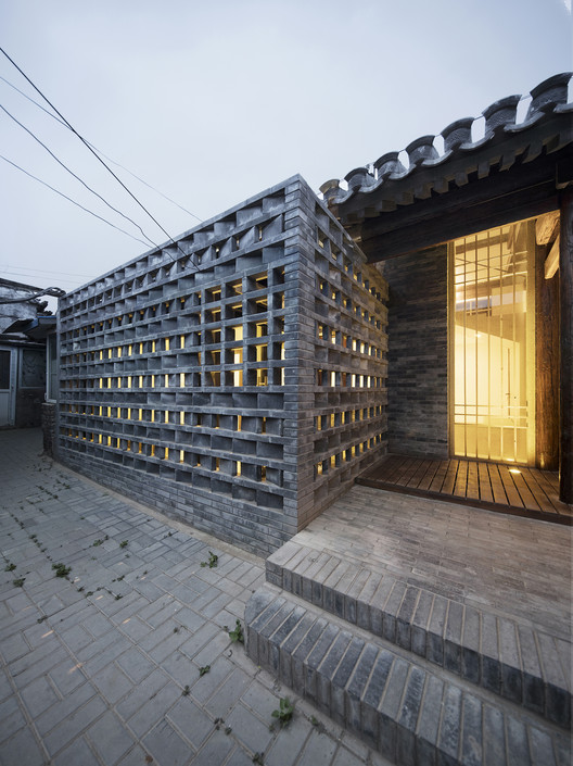 1V%E5%AE%85%E9%99%A2%E5%AD%90 V House of Dashilar / hyperSity Architecture