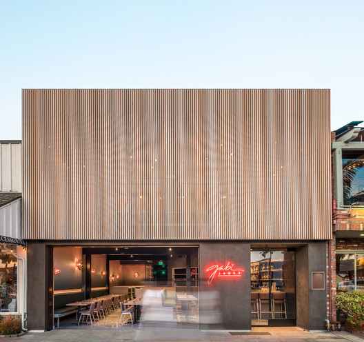 31713-GJRestaurant Gabi James LA / Blanchard Fuentes Architecture