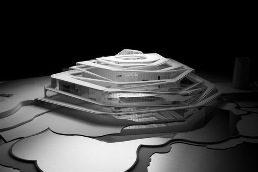 %C2%A9Jacques_Ferrier_Architecture__Photo_Hugo_Deniau_2 Water Park Aqualagon / Jacques Ferrier Architecture Architecture