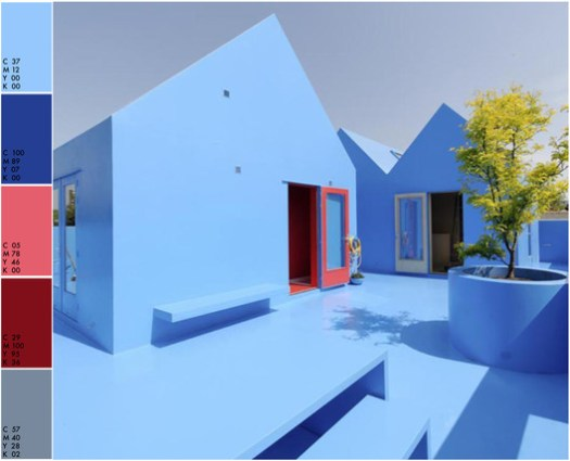 Hidden Village / MVRDV. Image courtesy of MVRDV