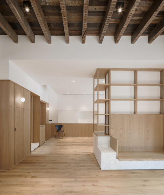 0-living_room The House with a Tiny Patio / Atelier TAO+C Architecture