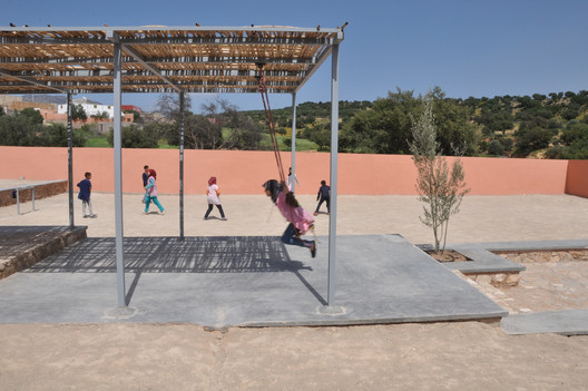 JAR4_credits_Tommaso_Bisogno Preschool of Aït Ahmed / BC architects & studies + Tommaso Bisogno Architecture