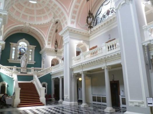 Woolwich Town Hall. Image © Marathon