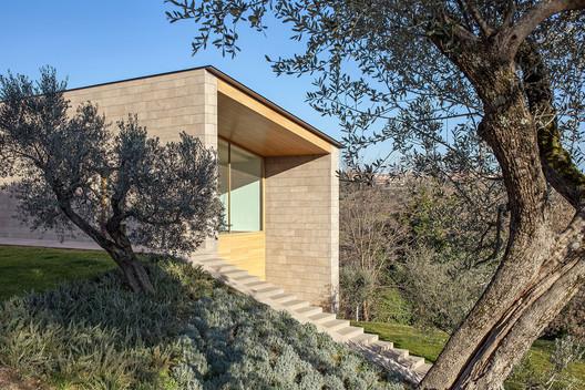 A.Bulletti_10 Casa K / Alessandro Bulletti Architetti Architecture
