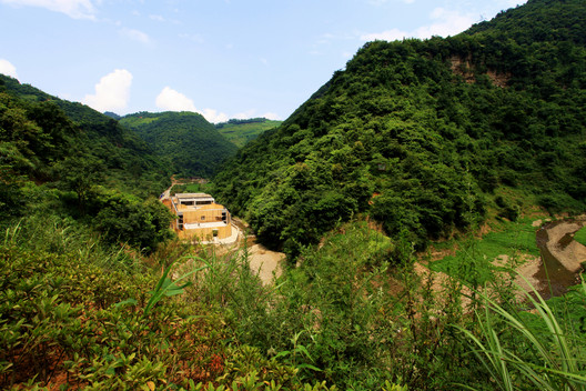Aerial View. Image © Guangyuan Zhang
