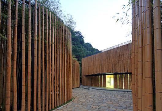 The main entrance. Image © Guangyuan Zhang
