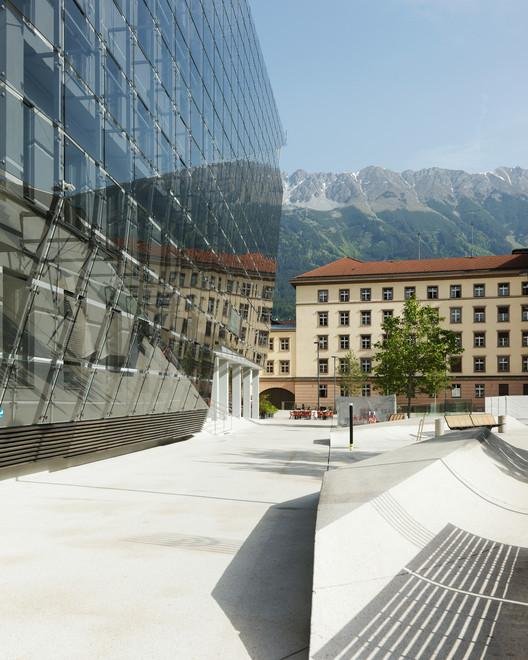 %C2%A9paul-ott_TIWAG_17 TIWAG Hauptverwaltung Innsbruck / puerstl langmaier architekten Architecture