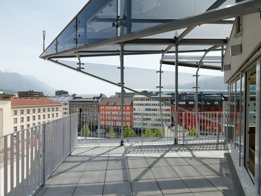 %C2%A9paul-ott_TIWAG_39 TIWAG Hauptverwaltung Innsbruck / puerstl langmaier architekten Architecture