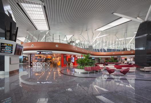 9252 Kempegowda International Airport / HOK Architecture