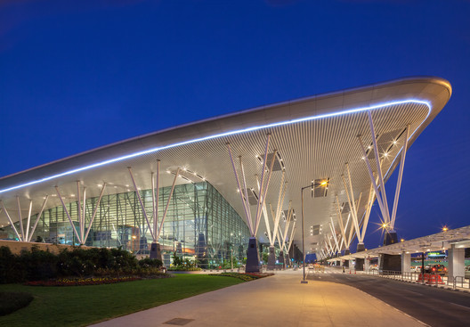 -_Featured_Image Kempegowda International Airport / HOK Architecture