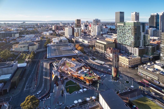 180420_Yagan_Square_2276_preview Yagan Square / Lyons Architects + iredale pedersen hook architects + ASPECT Studios Architecture