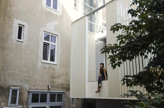 KSG_smartvoll_02 Kutscherhaus / smartvoll Architecture