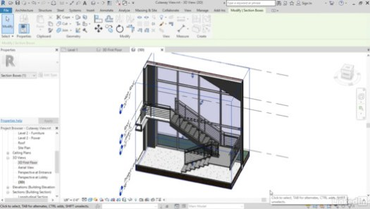 via Revit 2019: Essential Training for Architecture (Imperial) / Lynda.com