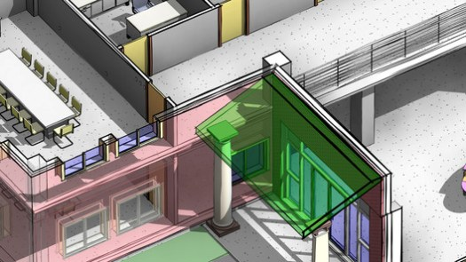 "Course: ""Revit 2019: Essential Training for Architecture (Imperial)"". Image © Lynda.com"