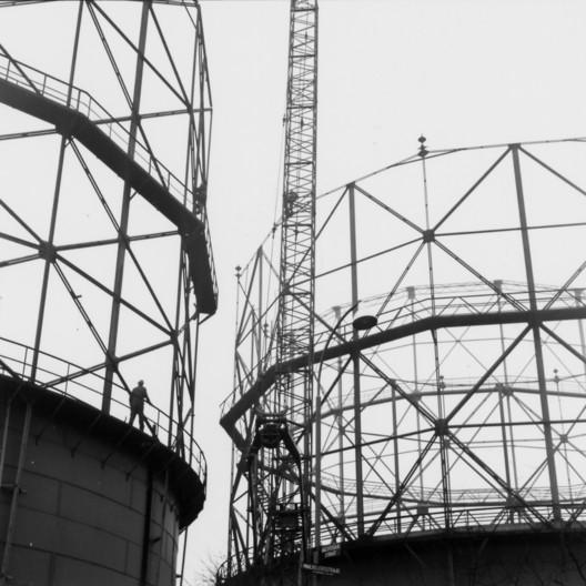 gashouder_1 Masterplan Villa Industria / Mecanoo Architecture